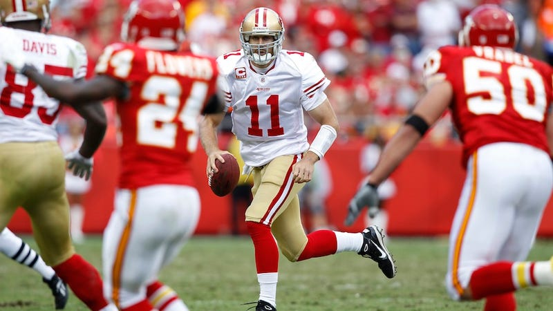 """Alex Smith Trade Is """"All But Done,"""" But To Where?"""