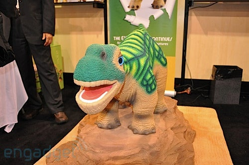 Pleo to return in 2010 - Jurassic Park, as Alan Partridge Might Say