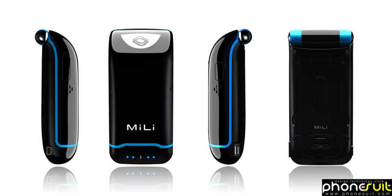 MiLi Pro Turns Your iPhone Into a Projector