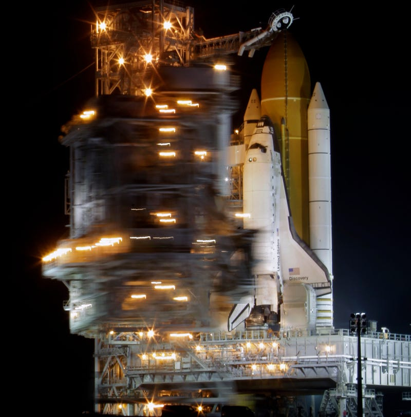 30 Years of the Space Shuttle Program in Pictures