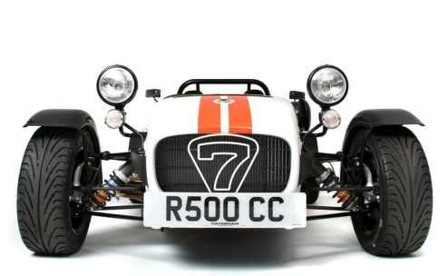 Caterham R500 Does the 0-60 Run in 2.88 Seconds