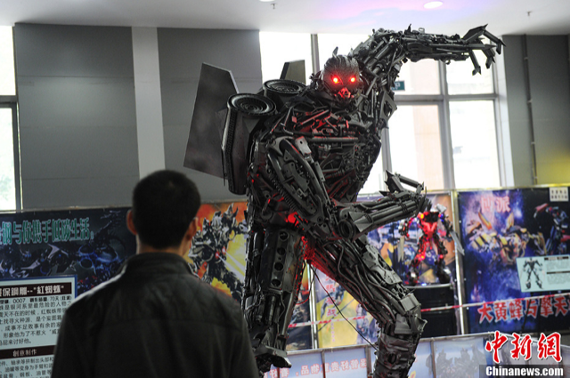 China's Transformers Are Junk in Disguise