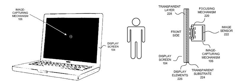 Apple Patents iSight Cam Behind Laptop Screen, Will Hear From Errol Morris's Lawyers