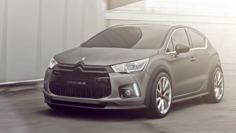 Citroën DS4 Racing: For The Refined French Hoon