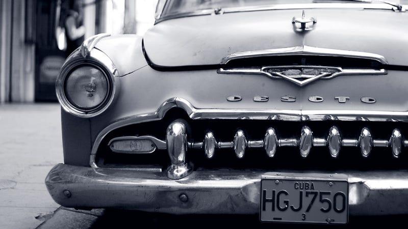 Desoto in Havana