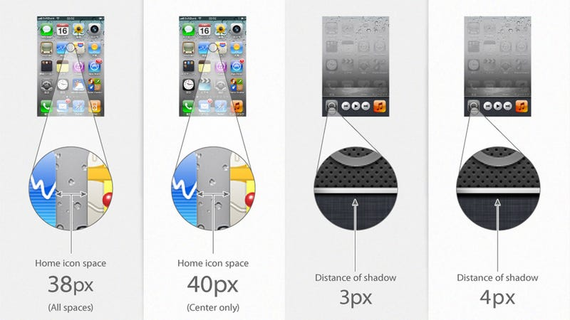 Did You Notice These Design Changes In iOS 5?