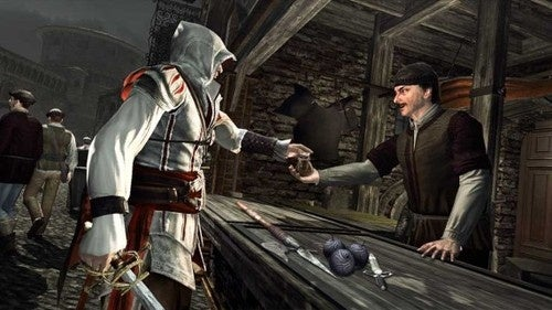 Glitch Traps Some in Assassin's Creed II