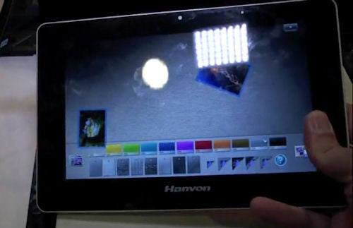 Hanvon Slate Packs Windows 7 Multitouch Into a Shiny Aluminum Shell