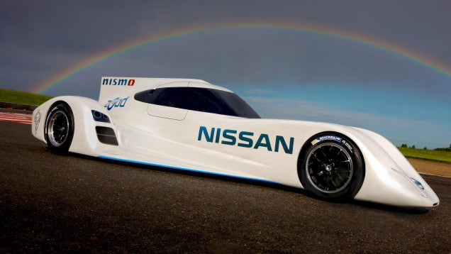 Deltawing To Nissan: You Stole Our Design