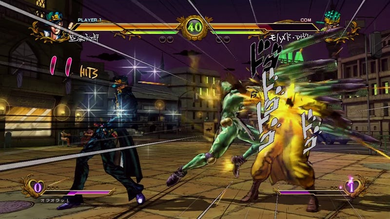 The JoJo Fighting Game is Plagued With Problems But Still Fun to Play