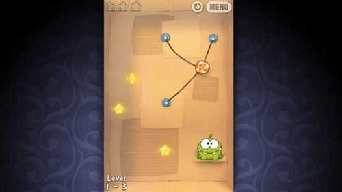 Review: Cut The Rope Is A Quick Slice Of Fun