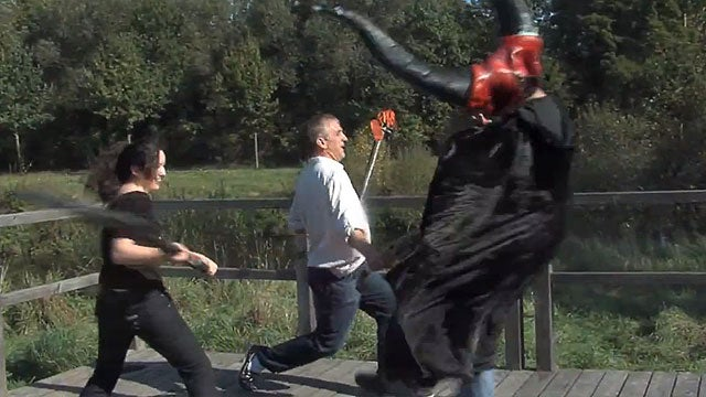 Germans Subject Diablo & Torchlight Creator to LARPing, You Are Made to Suffer