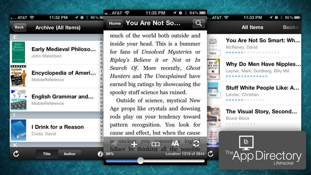 The Best Ereader for iPhone