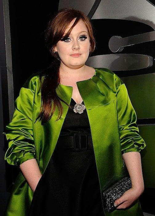 Anna Wintour's Grammy Poppet