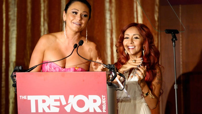 Snooki Loves Gay People So Much that She's Praying for a Gay Son