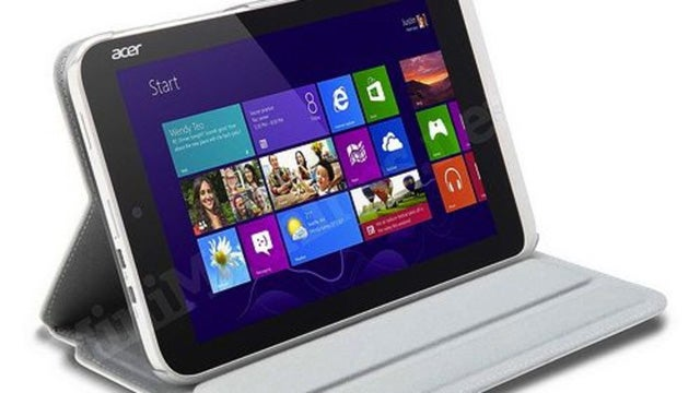 Rumor: Is Acer's 8-Inch Iconia W3 the First Small Windows 8 Tablet?