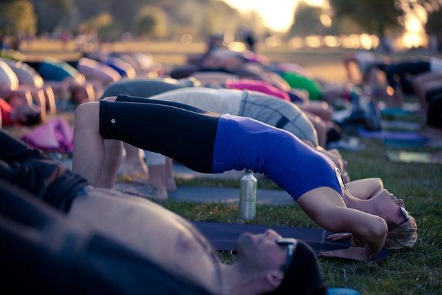 Yoga and Vitamins: Worthless