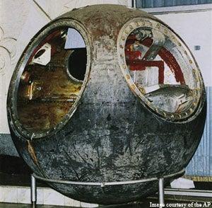 Mr. Gagarin's Wild Ride