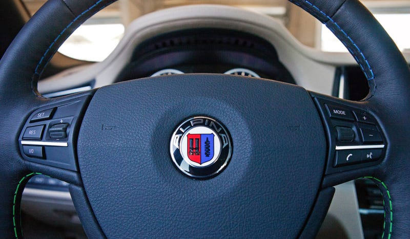2013 BMW Alpina B7: The Jalopnik Review