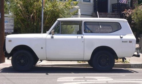 1972 International Harvester Scout II, With Bonus IHC Poll
