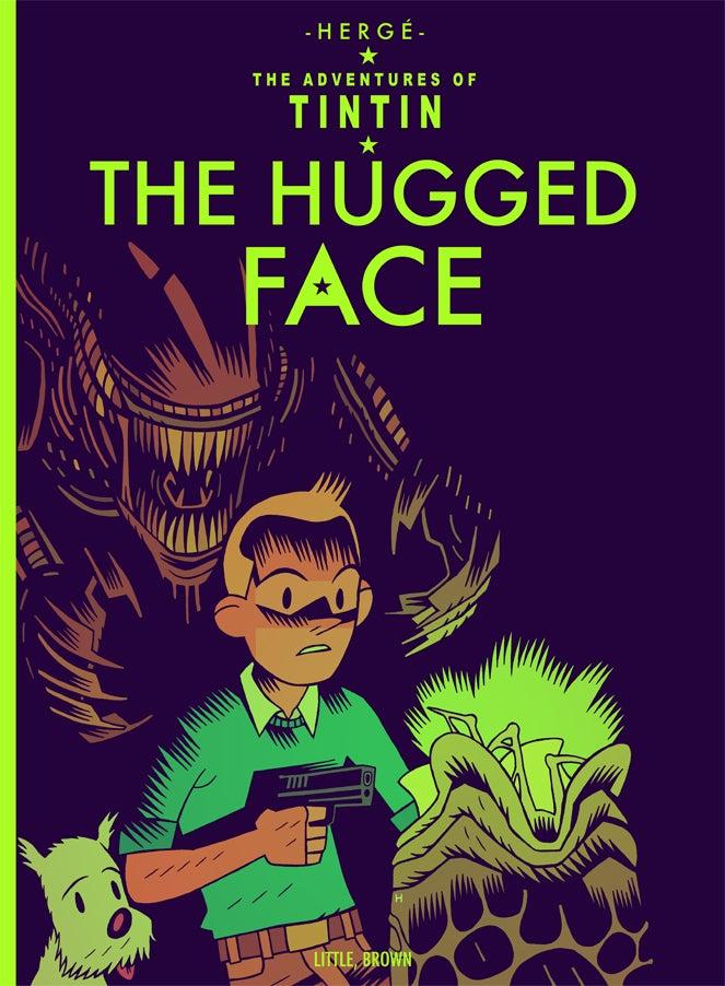 Is this Tintin's final, xenomorphic adventure?