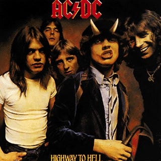 AC/DC Gives iTunes the Finger, Goes Exclusive with Verizon