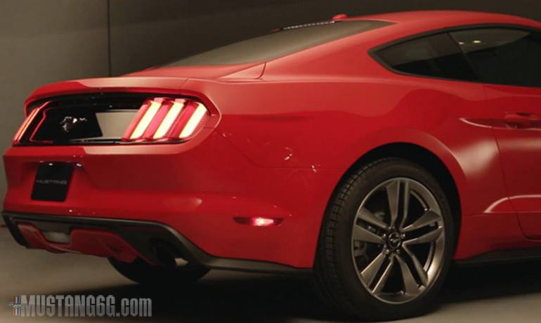 The 2015 Ford Mustang Is A Fastback Alright!