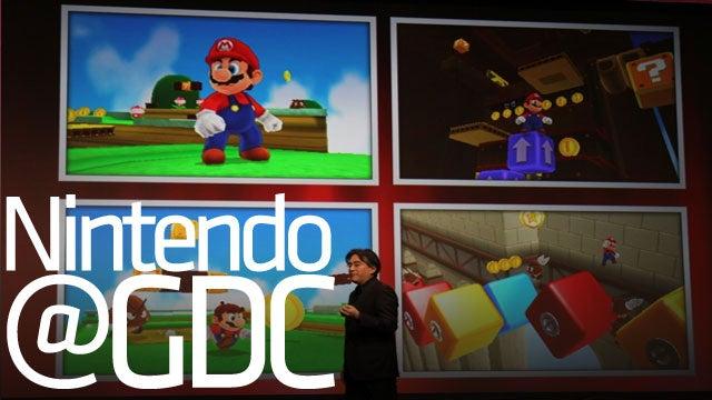 Breaking News From Nintendo's GDC 2011 Keynote