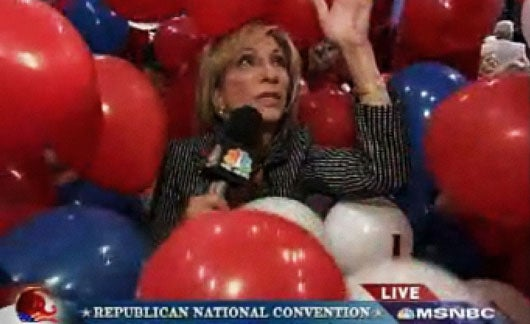 Andrea Mitchell: Gay Icon