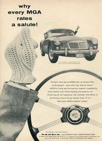 The American Sports Car Manifesto Of 1956