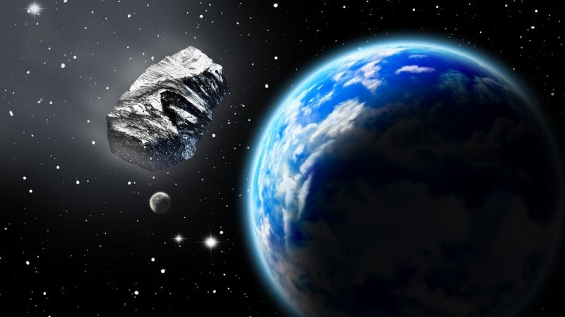 White House: NASA's Next Big Mission Will Be to Capture an Asteroid