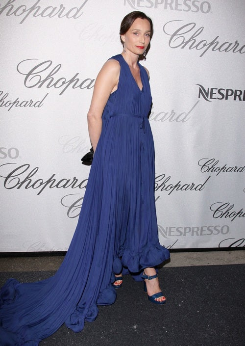 Chopard Trophy Awards Party: Diamonds Are Forever, Well-Dressed Celebs Are Not