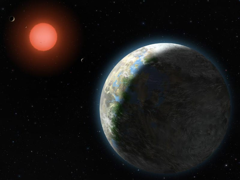This May Very Well Be the First New Earth