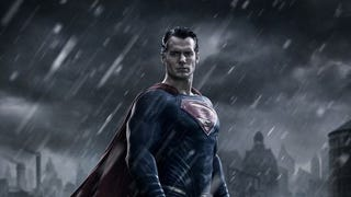 Superman Does Not Look Happy In His First <em>Batman V. Superman</em> Pic