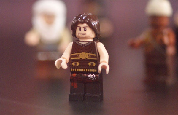 First Look At Prince Of Persia LEGO