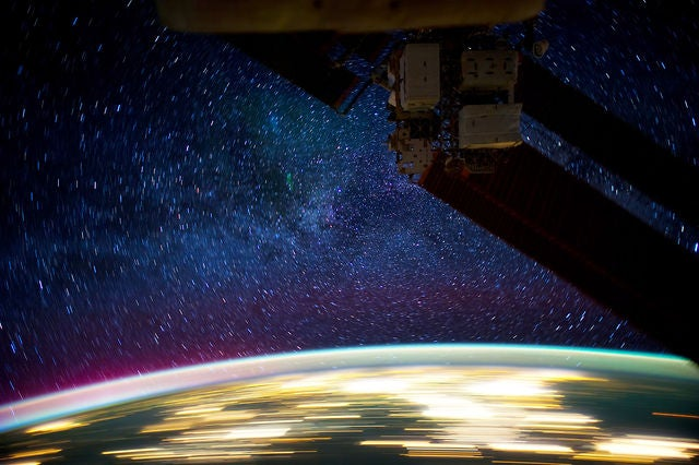 The most spectacular night view of earth ever captured by nasa
