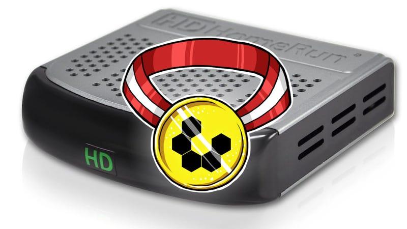 Most Popular TV Tuner: SiliconDust HDHomeRun Plus