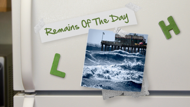 Remains of the Day: Rough Seas for The Pirate Bay?