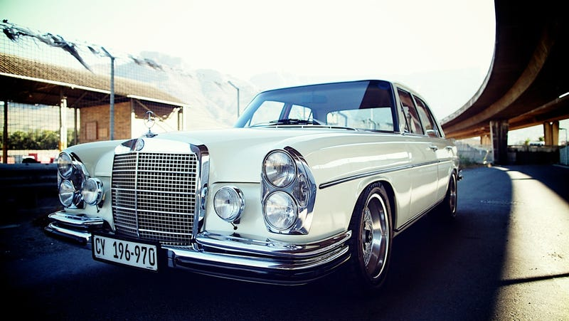 My god, that W108 is making me speechless. 