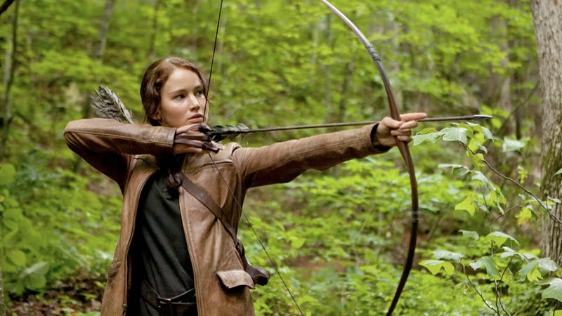 Make The Hunger Games Your Next Family Bonding Event