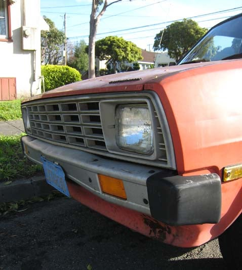 1980 Plymouth Arrow Pickup Truck