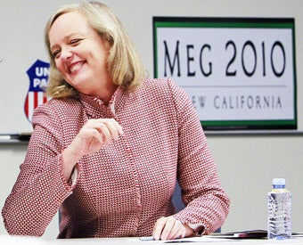 Meg Whitman Thinks Her Former Housekeeper Should Be Deported