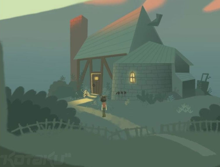 These Might be the First Screens of Tim Schafer's New Adventure Game
