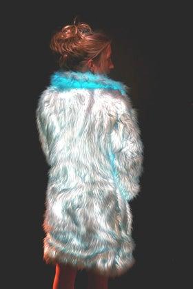 Glo-Go Bikini Top and Skirt Shed Light on the Subject
