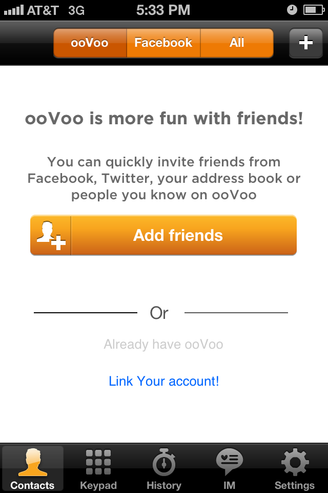 ooVoo Gallery