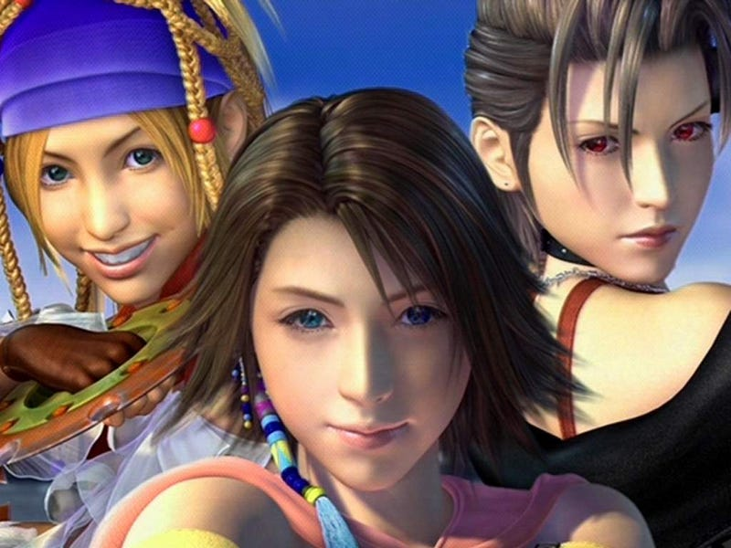 Revisiting an Old Friend: Part II – Final Fantasy X-2 HD