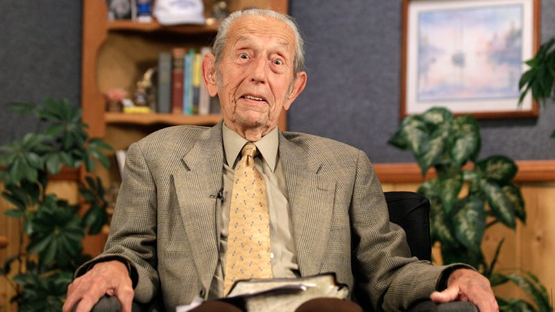 Rapture Predictor Harold Camping: Apocalypse Rescheduled for October 21
