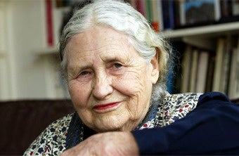 Doris Lessing Knows the Meaning of Life But is Just Witholding It