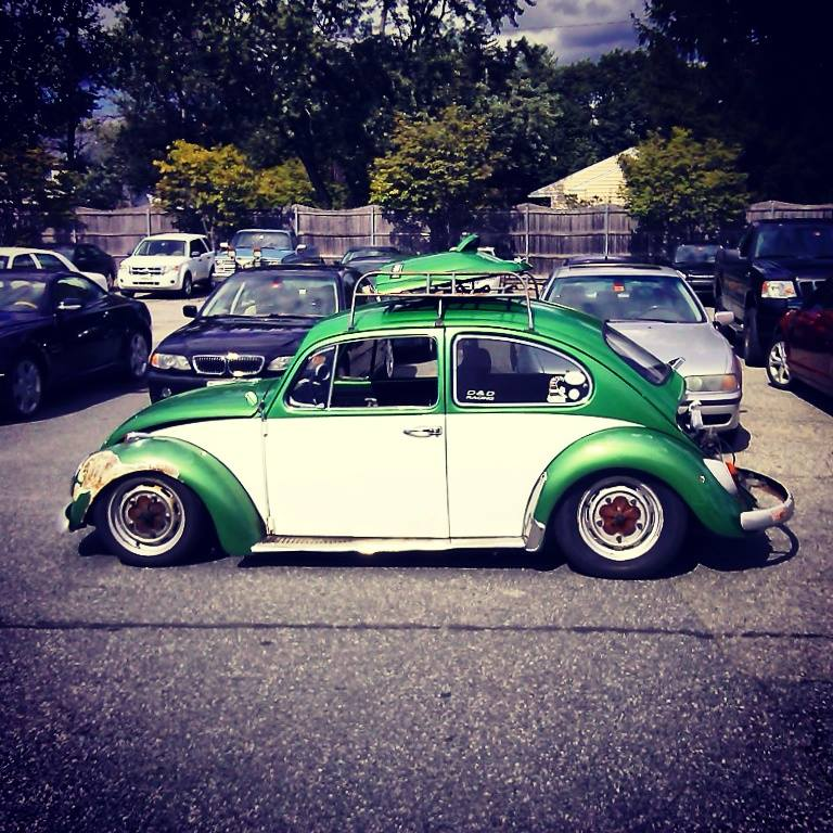 Everyone sick of this car yet?