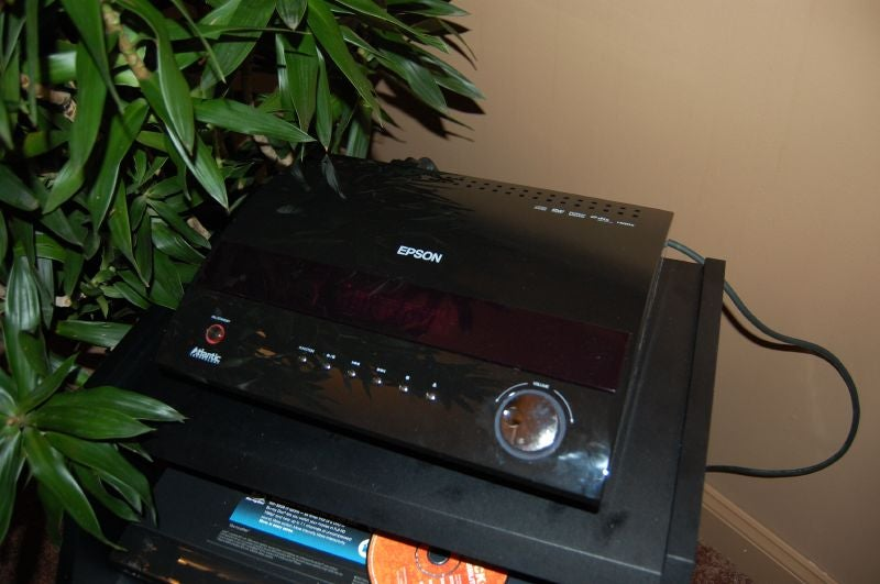 Epson Premiere Ensemble, The Ultimate Do-It-Yourself Hi-Def Home Cinema System